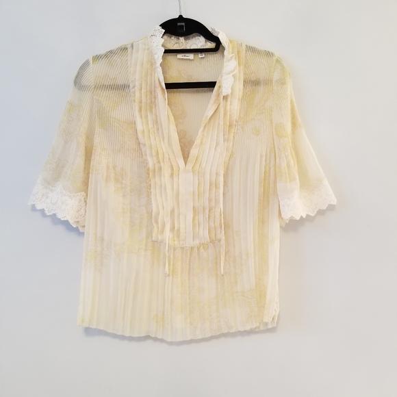 Wilfred Matthieu blouse